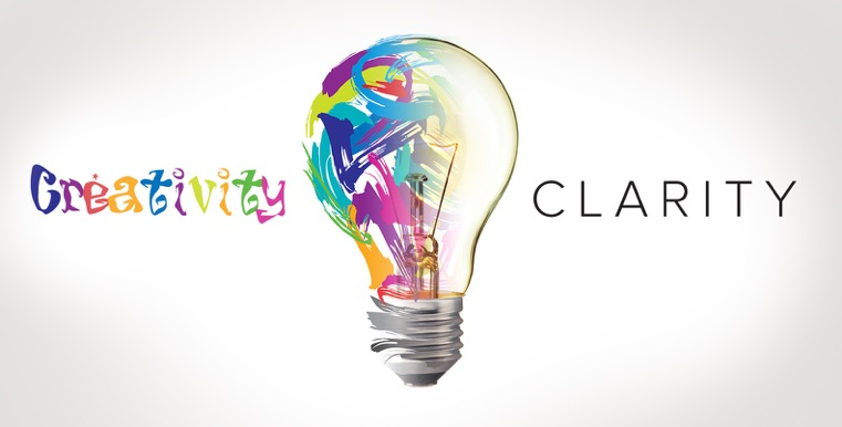 Creativity vs. Clarity